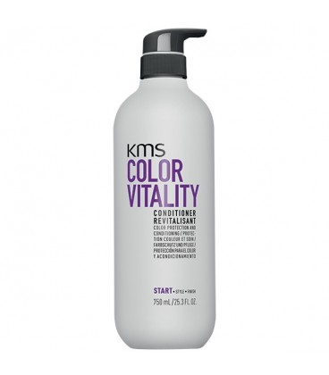 KMS ColorVitality Condiioner - 750ml