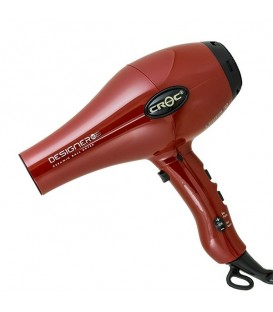 CROC Designer Blow Dryer Red