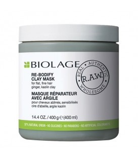 Matrix Biolage R.A.W. Re-Bodify Clay Mask - 400ml -- OUT OF STOCK
