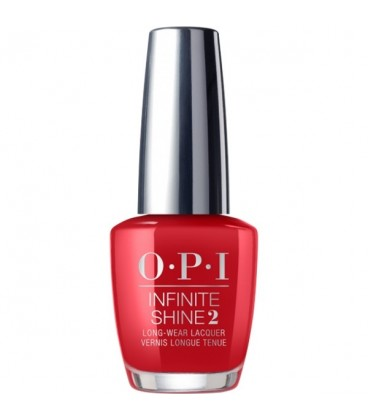 OPI Big Apple Red Infinite Shine