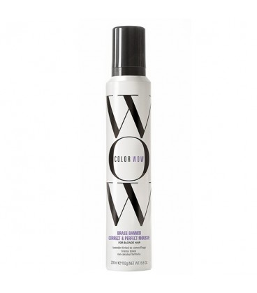 Brass Banned Mousse Blonde - 200ml