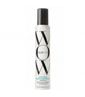Color Wow Brass Banned Mousse Dark Blonde - 200ml -- OUT OF STOCK