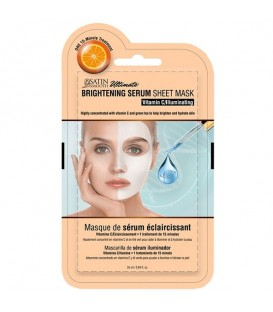Satin Smooth Brightening Serum Mask - SSKBMK