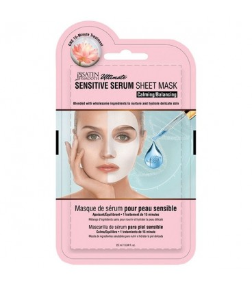 Satin Smooth Sensitive Serum Mask - SSKSMK