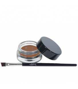 Beauty Treats Eyebrow Gel Soft Brown