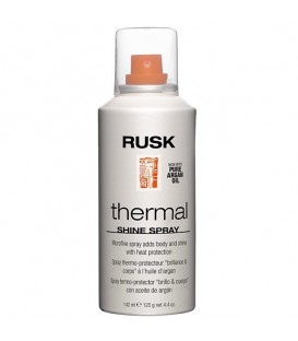 Rusk Thermal Shine Spray - 125g -- OUT OF STOCK
