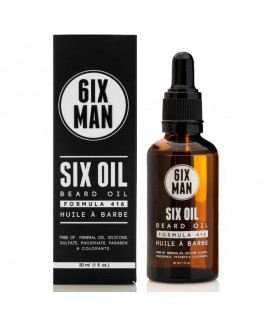 6IXMAN Beard Oil - 30ml