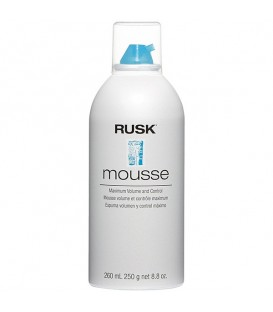 Rusk Maximum Volume And Control Mousse - 260ml