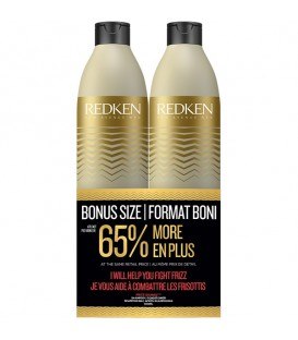 Redken Frizz Dismiss Bonus Size Duo - 500ml