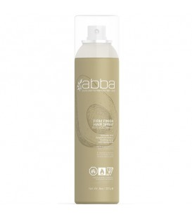 Abba Firm Finish Hair Spray (Aerosol) - 227g