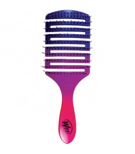 Wet Brush Flex Dry Paddle Brush Ombre