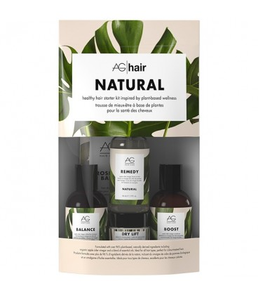 AG Natural To Go Kit