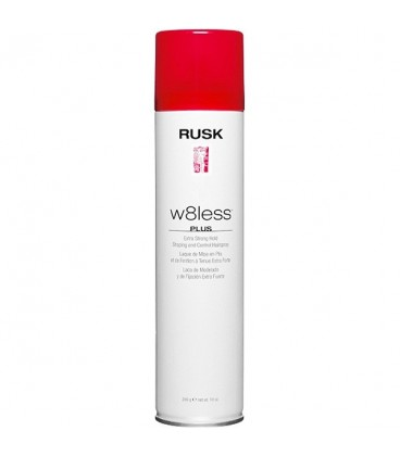 Rusk W8Less Plus Hairspray - 250g