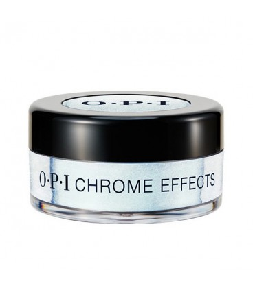 """OPI Chrome Effects Blue """"Plate"""" Special"""