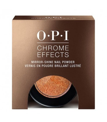 OPI Chrome Effects Bronzed By The Sun