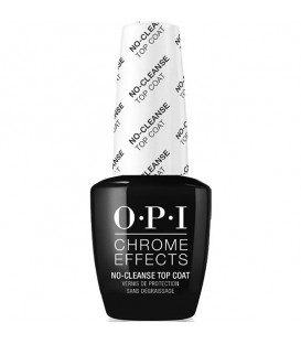 OPI Chrome Effects No-cleanse Gelcolor Top Coat -- OUT OF STOCK