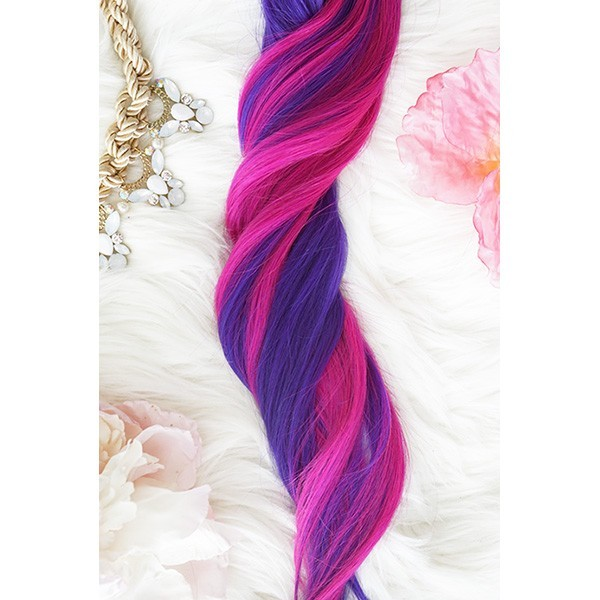 Unicorn Hair Extensions Happy Mix 16 Tradesecrets