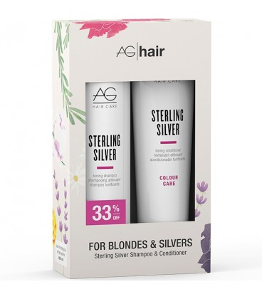AG Sterling Silver Summer Duo