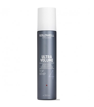 Goldwell Ultra Volume Top Whip 4 Shaping Mousse - 281g