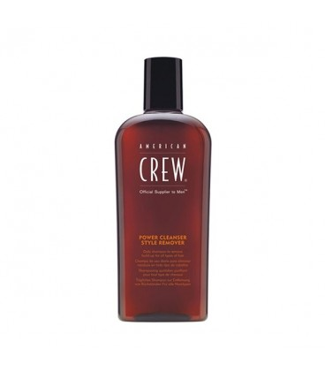 American Crew Power Cleanser Style Remover Shampoo - 250ml
