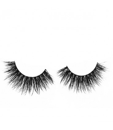 Stush Siberian Mink Eyelashes (3D) Siditty