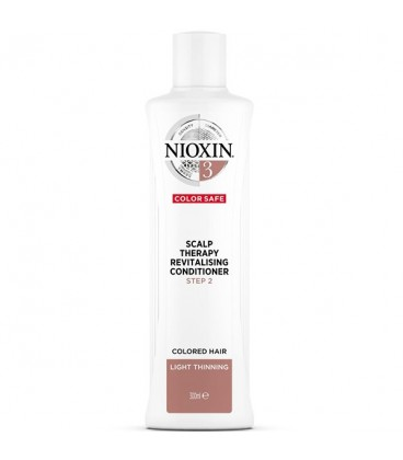 Nioxin System 3 Scalp Therapy Conditioner - 300ml
