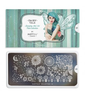 MoYou London Fairy 01