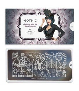 MoYou London Gothic 01