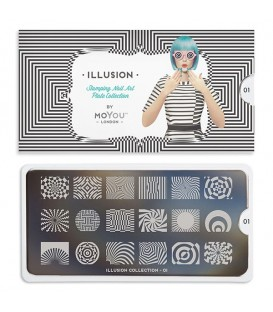 MoYou London Illusion 01