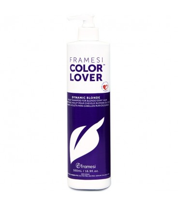 Framesi Dynamic Blonde Violet Shampoo - 500ml