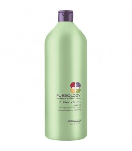 Pureology Clean Volume Shampoo - 1L