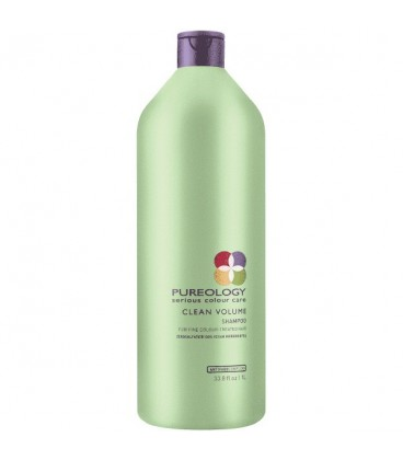 Pureology Clean Volume - 1L