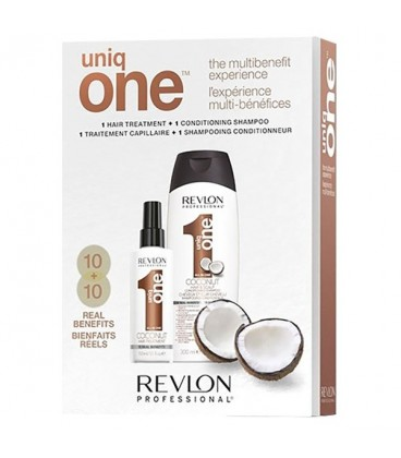 Uniq One All In One Coconut Holiday Duo