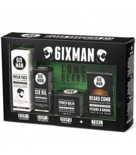 6IXMAN Long Beard Kit