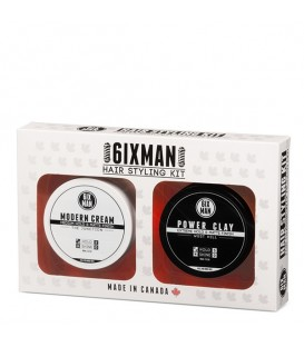 6IXMAN Mens Hair Styling Kit