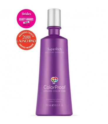 ColorProof SuperRich Moisture Shampoo - 250ml