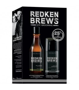Redken Brews Men's Daily Kit