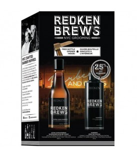 Redken Brews Men's Hairspray Kit