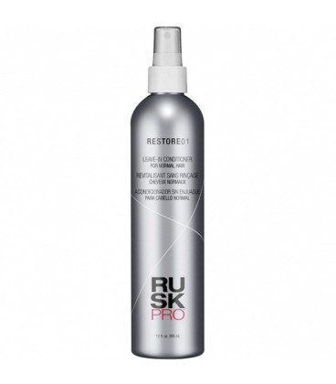 Rusk Pro RESTORE01 Leave-in Conditioner for Normal Hair - 355ml IRPRNC12