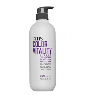OUT OF STOCK -- KMS Colorvitality Blonde Conditioner - 750ml