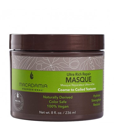 Macadamia Ultra Rich Repair Masque - 236ml