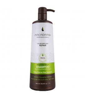 Macadamia Weightless Repair Shampoo - 1L