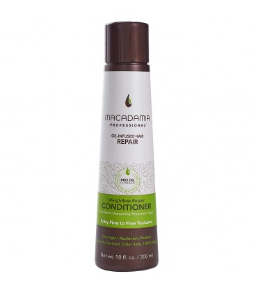 Macadamia Professional Weightless Repair Conditioner - 300ml