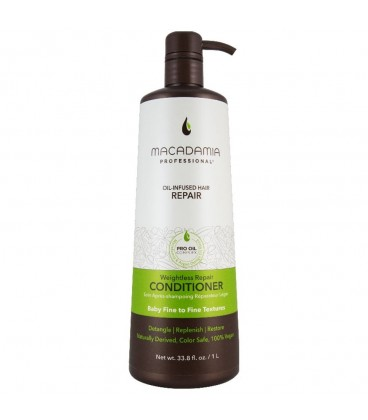 Macadamia Weightless Repair Conditioner - 1L