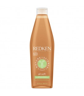 Redken Nature + Science All Soft Shampoo - 300ml