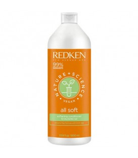 Redken Nature + Science All Soft Conditioner - 1000ml