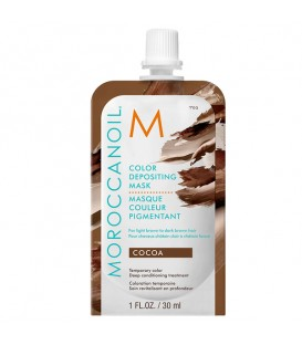 Moroccanoil Color Depositing Mask Cocoa - 30ml