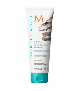 Moroccanoil Color Depositing Mask Platinum - 200ml