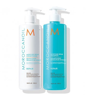 Moroccanoil Moisture Repair Duo - 2 x 500ml