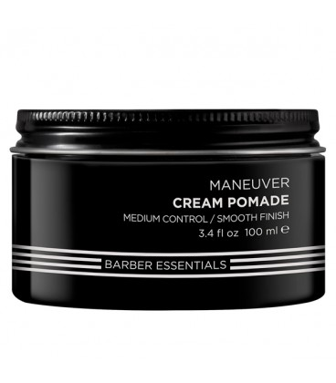 Redken Brews Maneuver Cream Pomade - 100ml